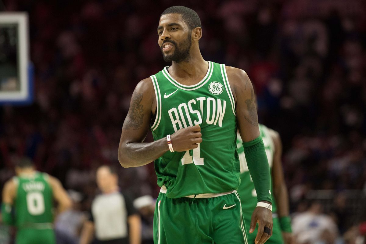 NBA Scores 2017: Kyrie Irving is a basketball wizard and 7 ...