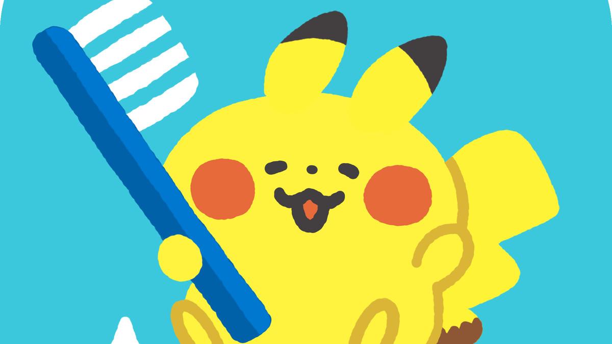 a cartoon pikachu