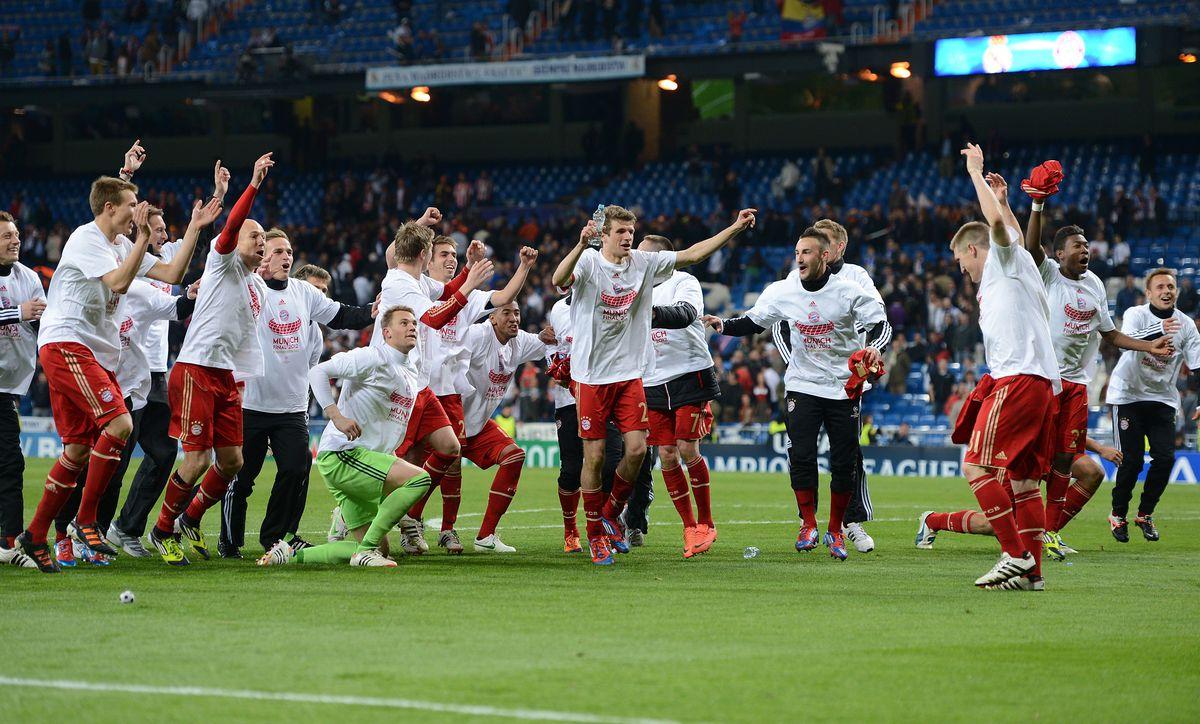 Champions League, Halbfinale 2012, Real Madrid - Bayern München 3:4