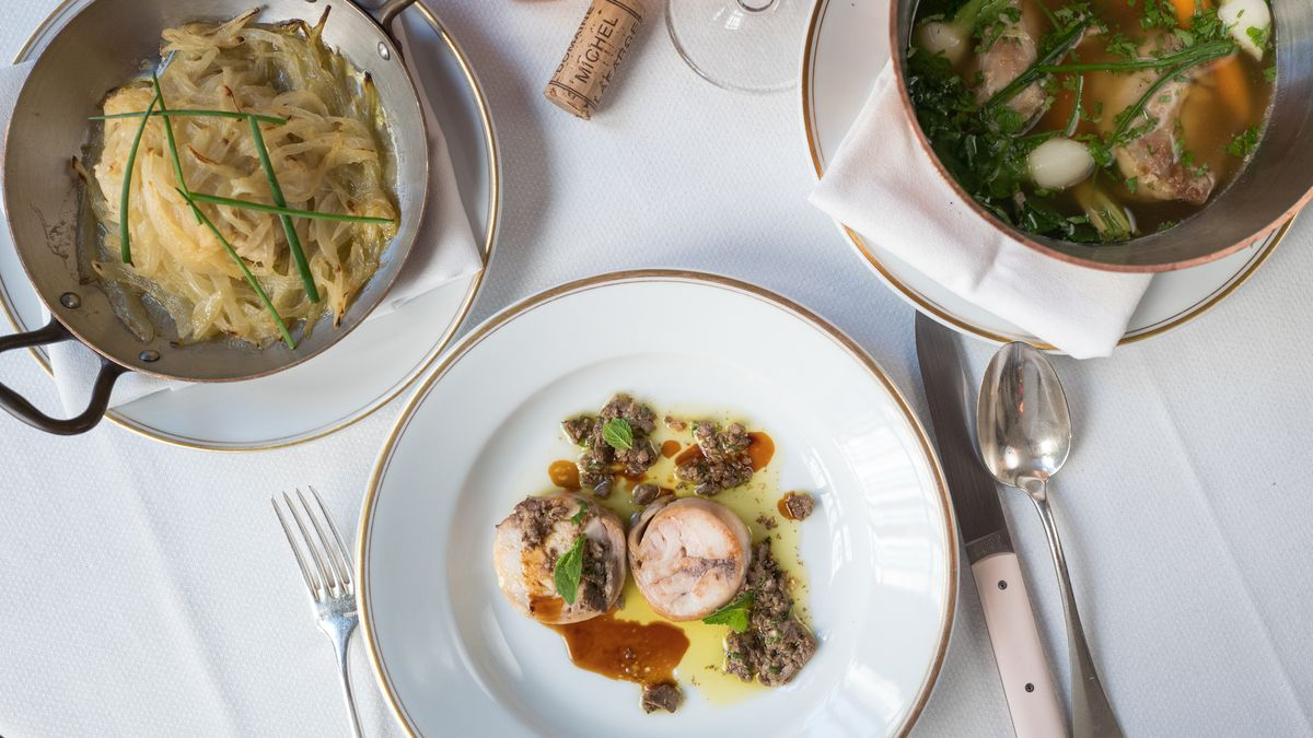 Restaurant Trend: Classic French Recipes in Hot New