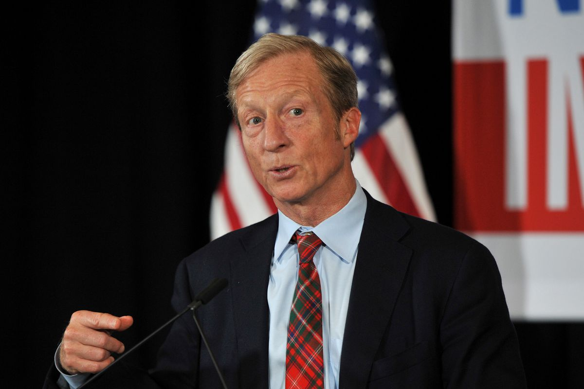 Boycott tom steyer investments and companies bt investment management limited annual report 2021 examples