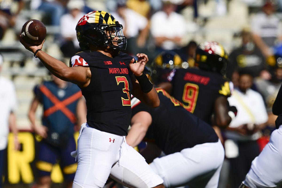 NCAA Football: Kent State at Maryland