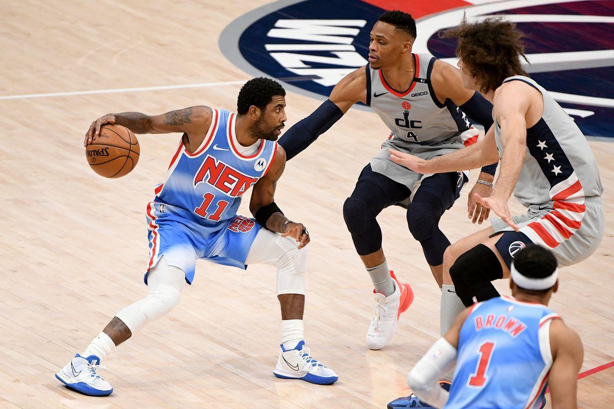 Nets Crumble In Final Seconds As Washington Defeats Brooklyn 149 146 Netsdaily