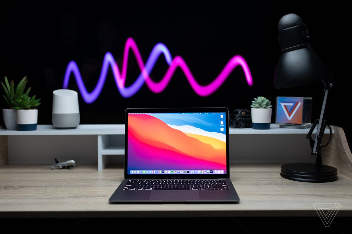 The MacBook Air is the most impressive laptop I've used in years