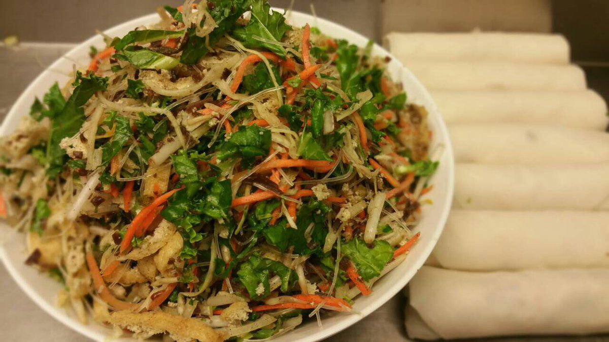 Best restaurants in Woolwich and Plumstead, south east London: Viet baguette