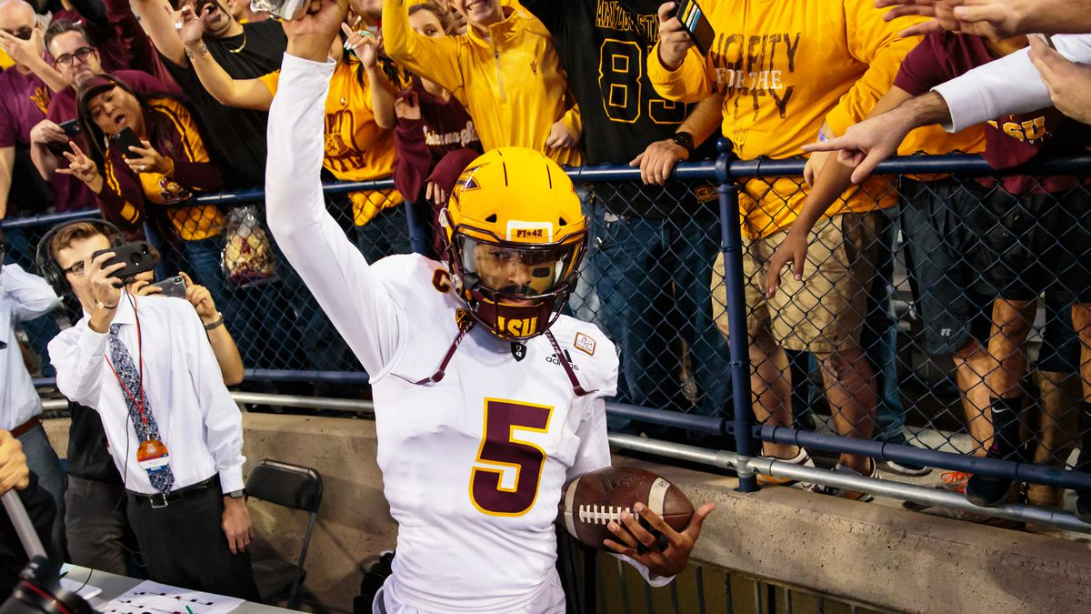NCAA Football: Arizona State at Arizona
