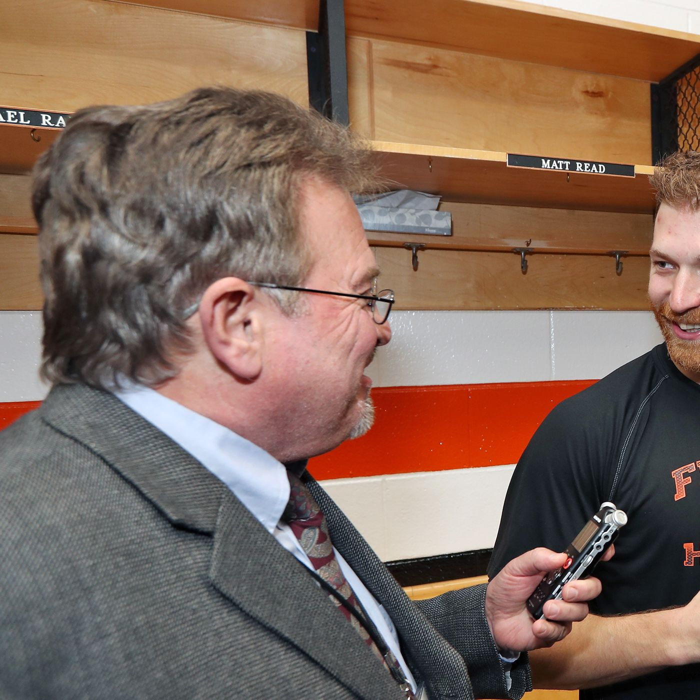 4aff00f0e10 Tim Panaccio is no longer covering the Flyers at CSN Philly - Broad ...