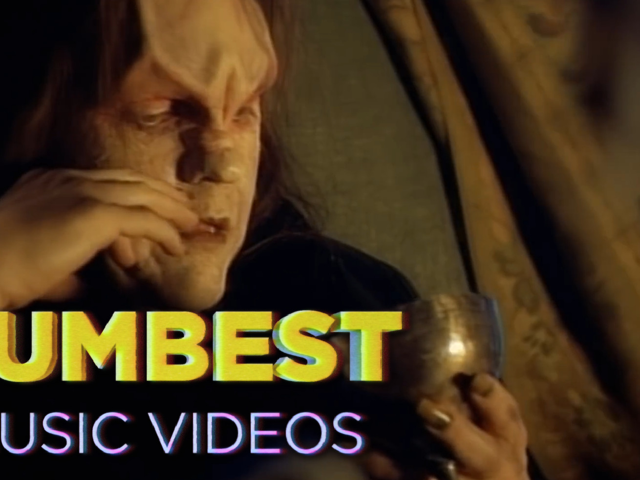 Dumbest Music Video: Meat Loaf