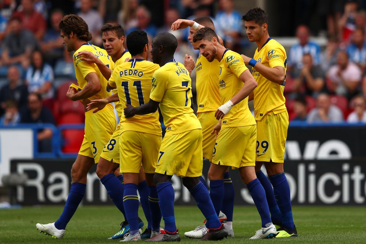 Image result for Huddersfield Town 0-3 Chelsea