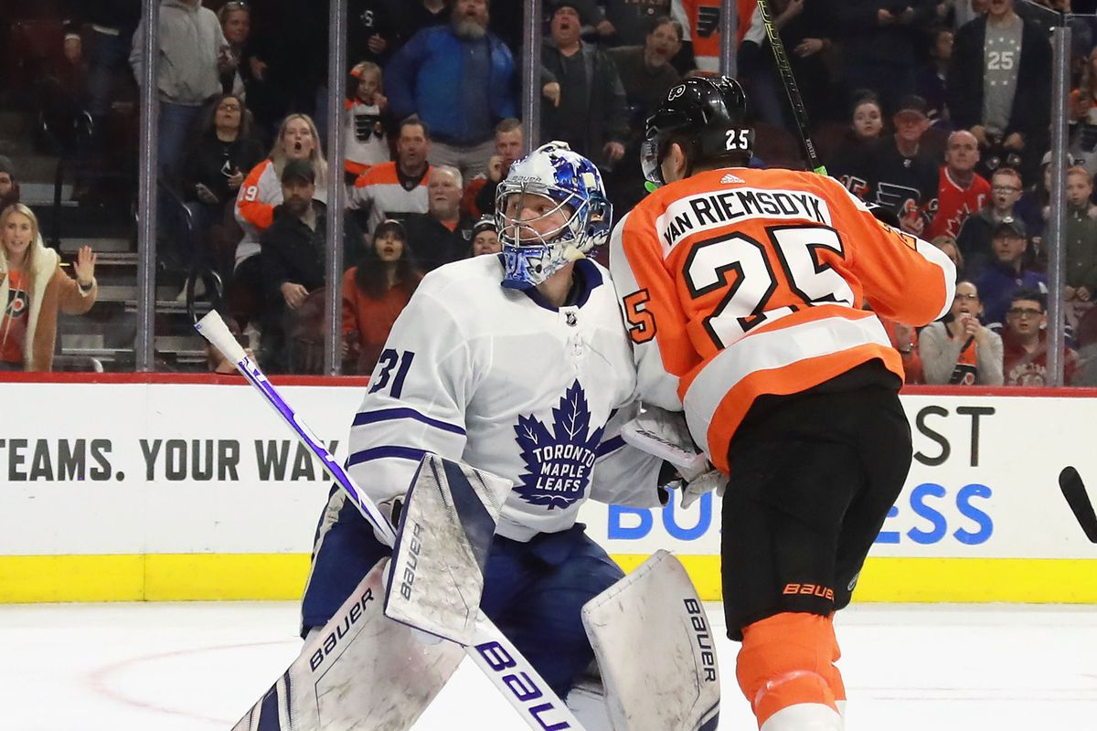 Daily news and chat: A busy weekend for the Maple Leafs