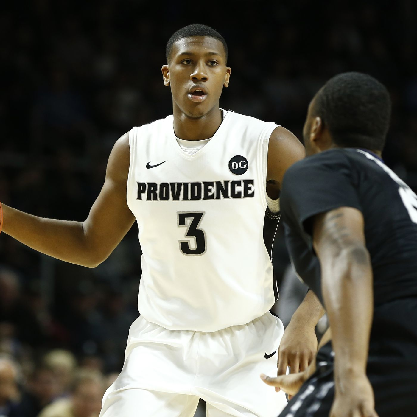 huge selection of 27311 385c7 Kris Dunn is putting on a show for Providence vs. Butler ...