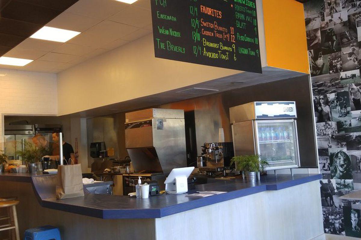 Shred Cafe