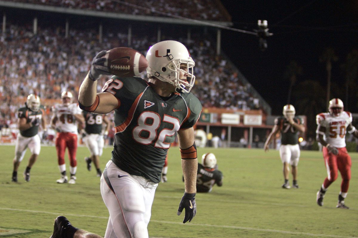 82 Days Until Miami Hurricanes Football Top Canes To Wear 82