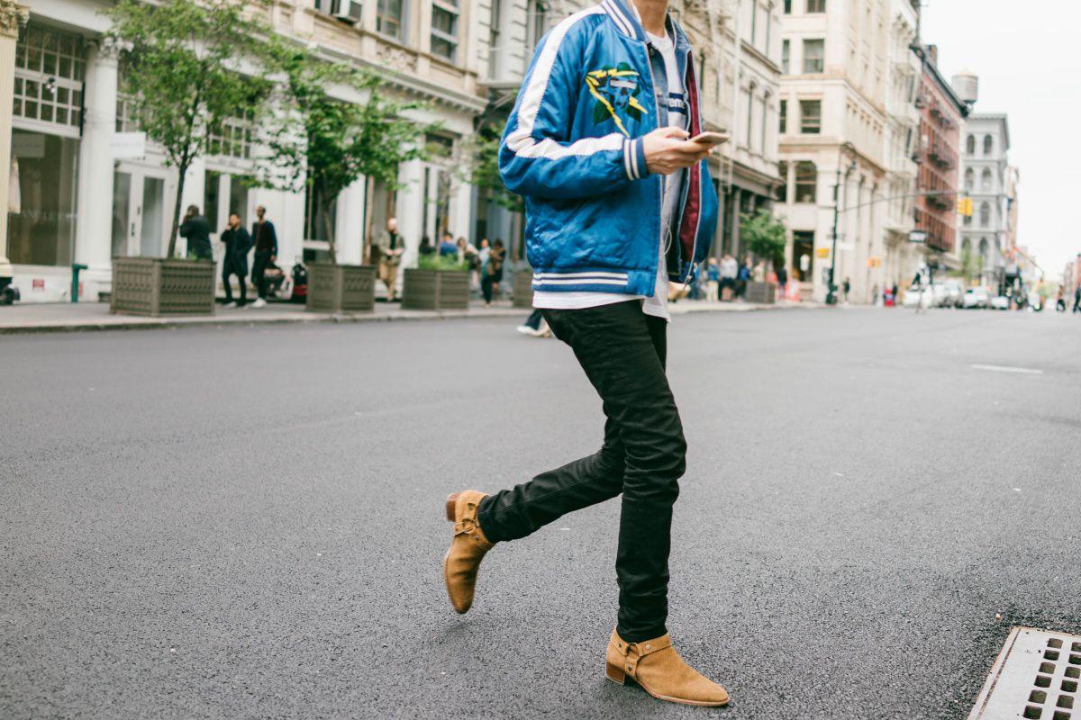 Grailed Street Style Bomber Jacket