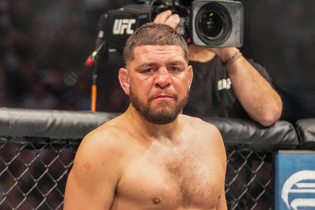 MMA News:  SEP 25 UFC 266 Nick Diaz vs Robbie Lawler