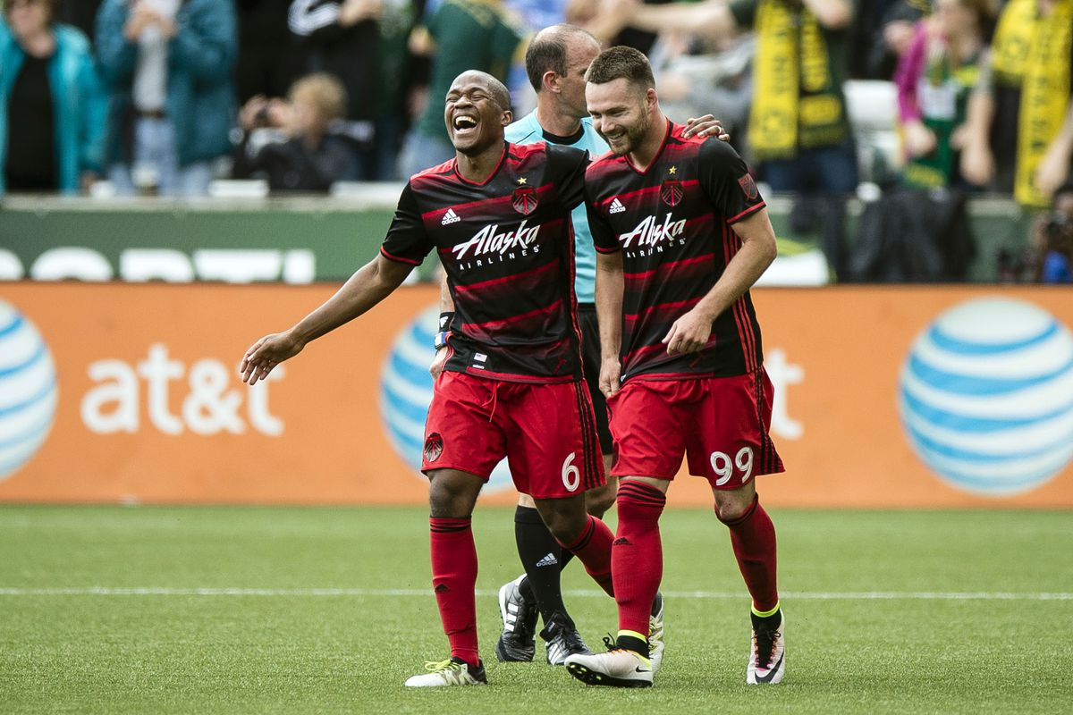 Look at Darlington Nagbe's reaction when he was told Klinsmann will use him as a d-mid.