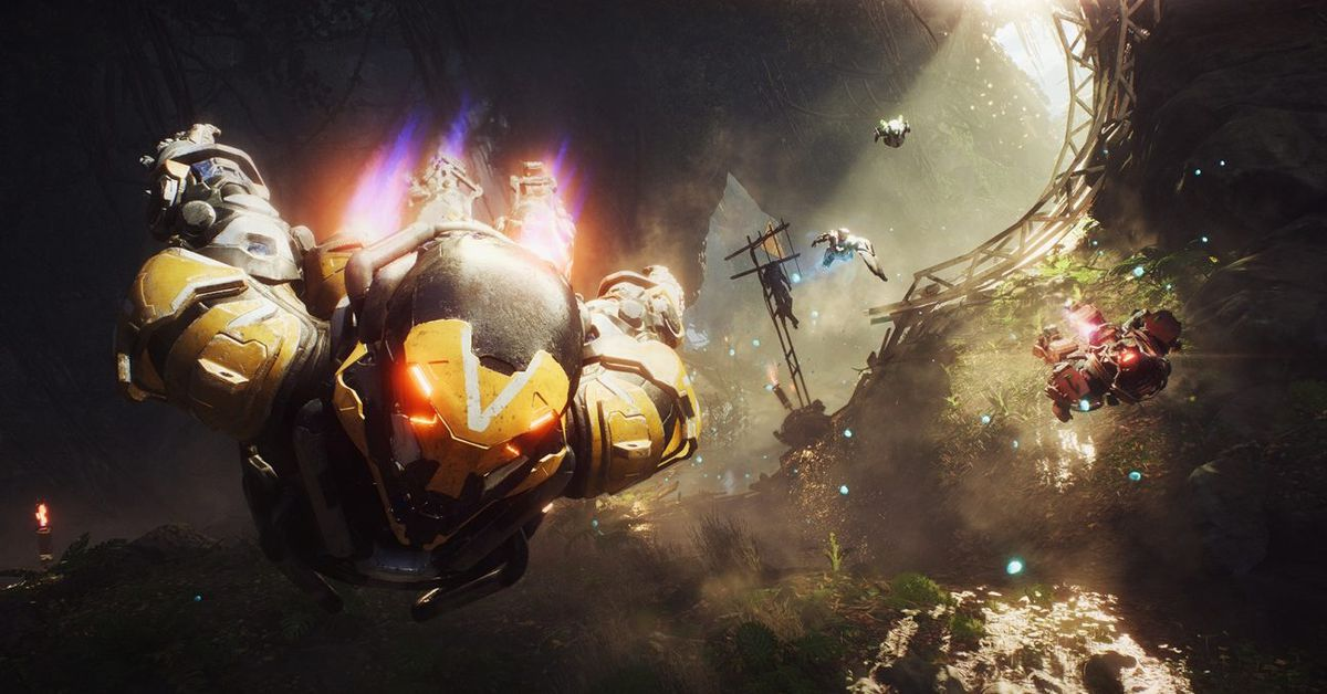 BioWare is officially redesigning Anthem - Polygon