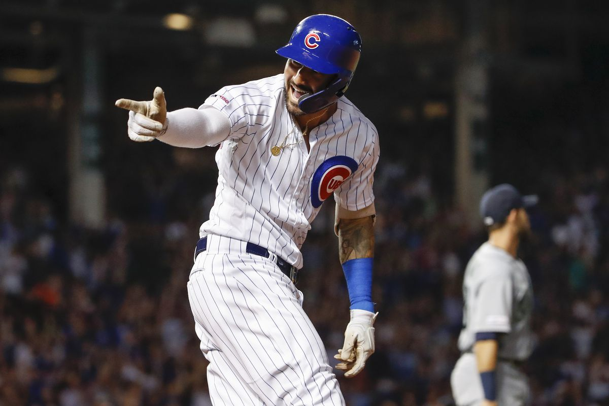 A look at the Cubs' second-half offense - Bleed Cubbie Blue
