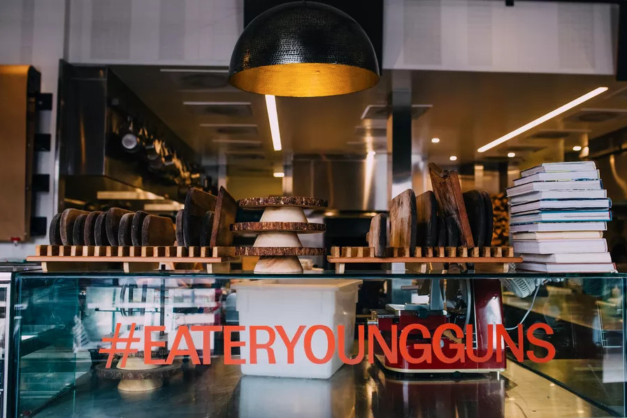 Eater Young Guns 2016 Hashtag