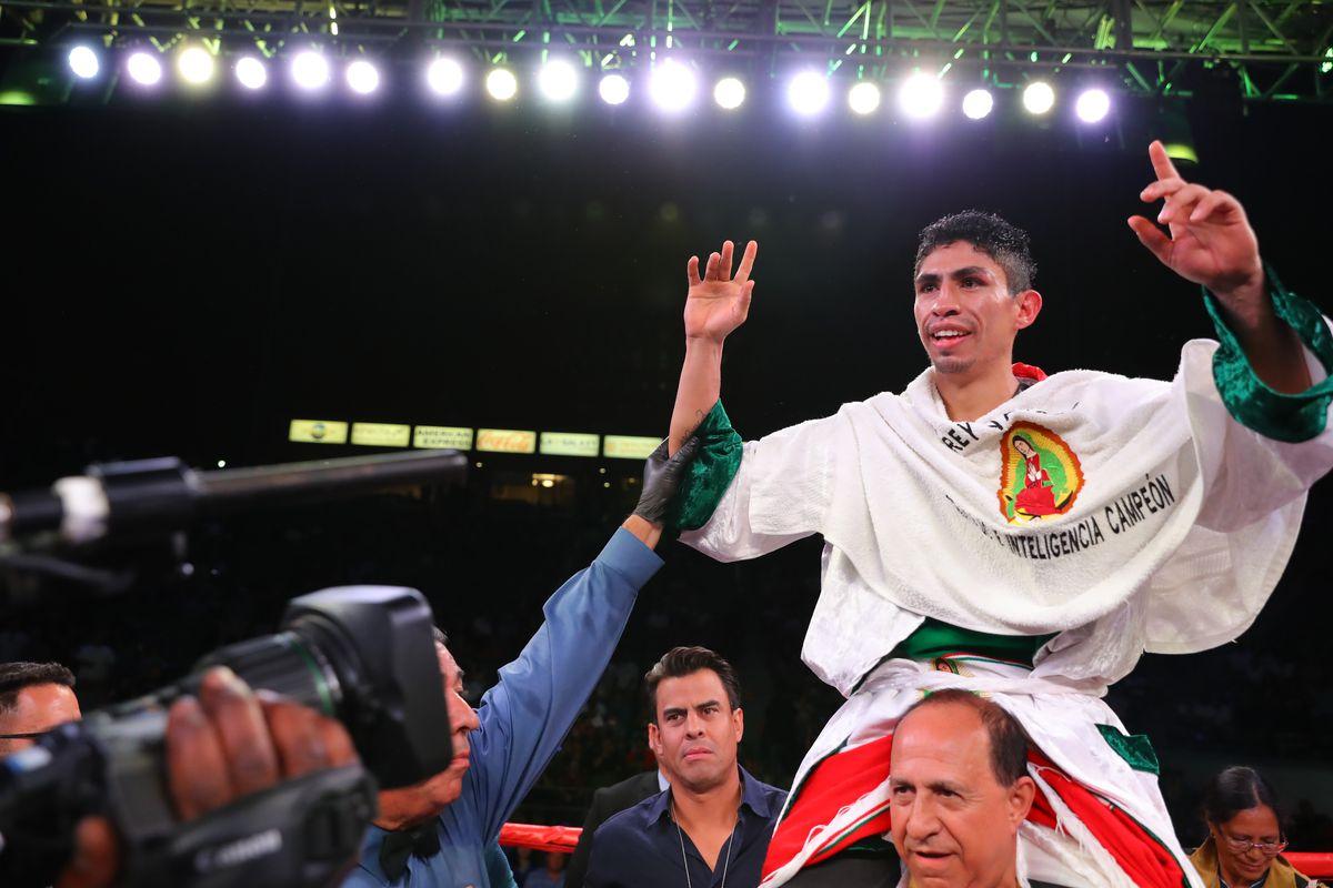 WBC Super Bantamweight Championship - Vargas v Kameda