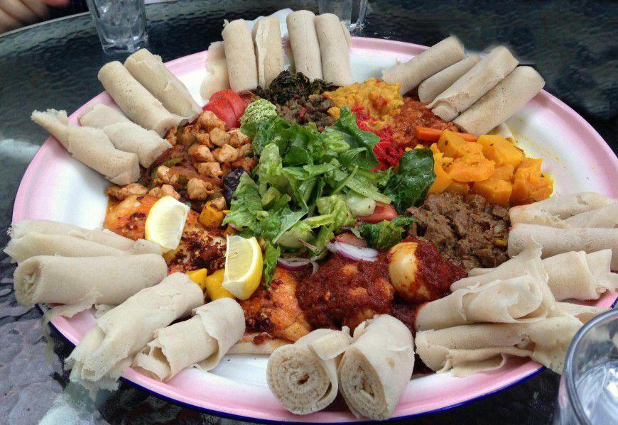 Best east African restaurants in London: Lalibela in Kentish Town