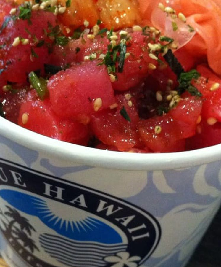 The Rapid Expansion of Poke in the Bay Area, Mapped - Eater SF
