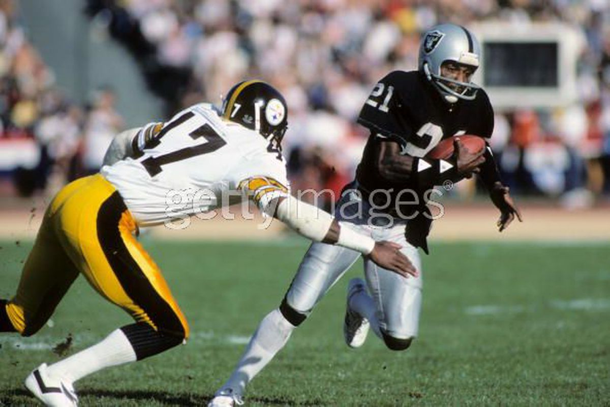 One On One With Oakland Raiders Great Cliff Branch Sb