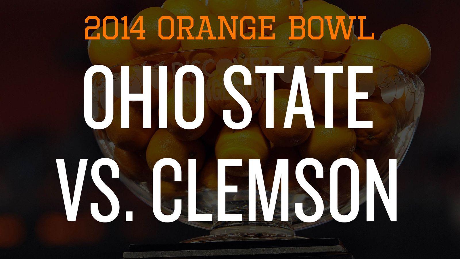 Orange Bowl 2014 2014 Orange Bow...