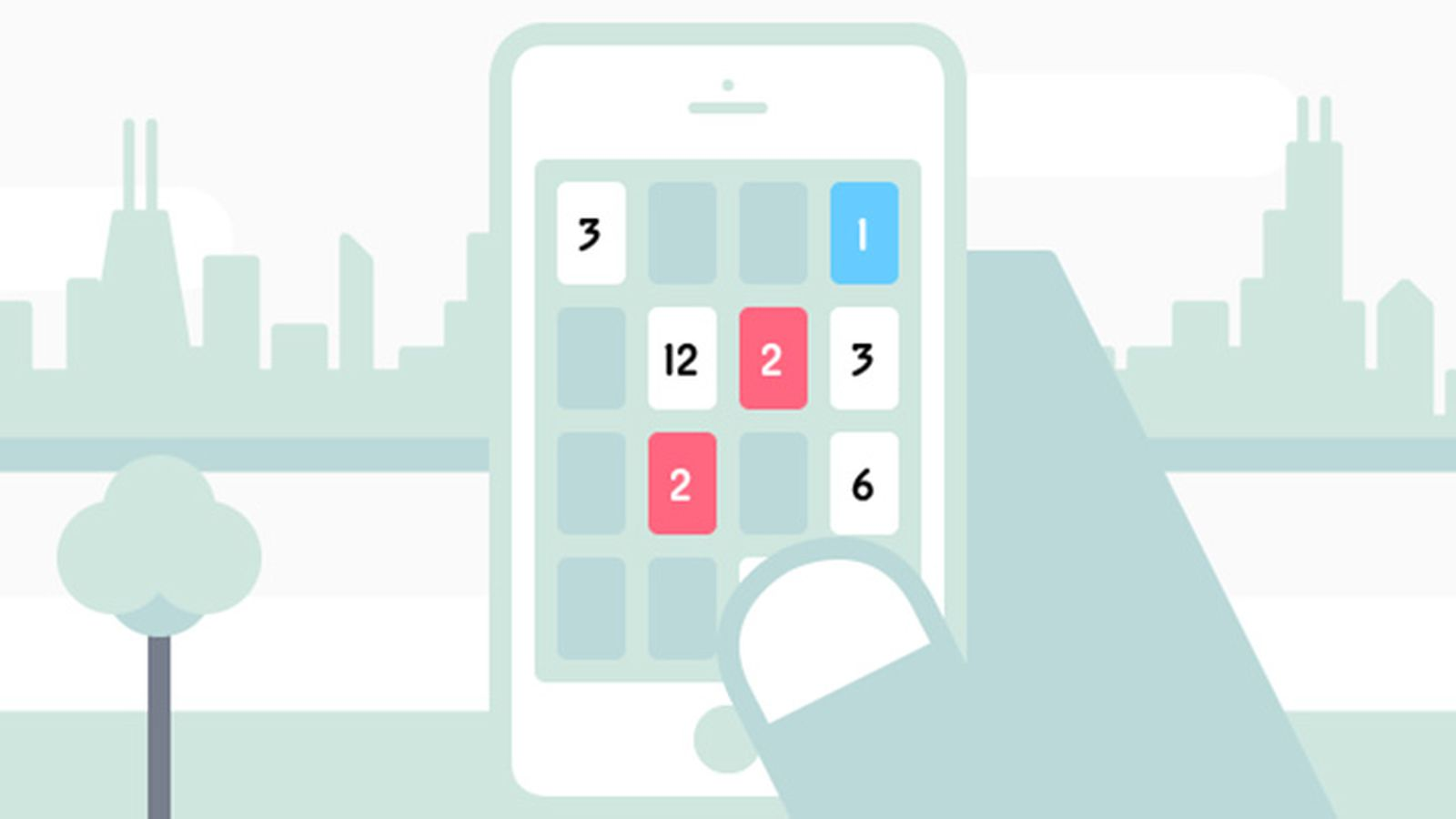 Threes-Now Also for Android