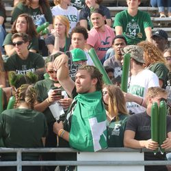 There was a fairly sizable crowd at Rynearson today.  Made it difficult to get in.<br>