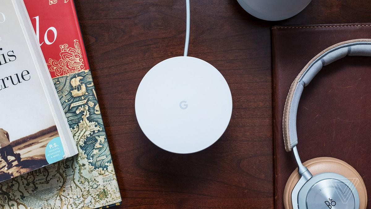Google Wifi Review Wi Fi That Works The Verge Painless Wiring Harness Diagram A C Unit