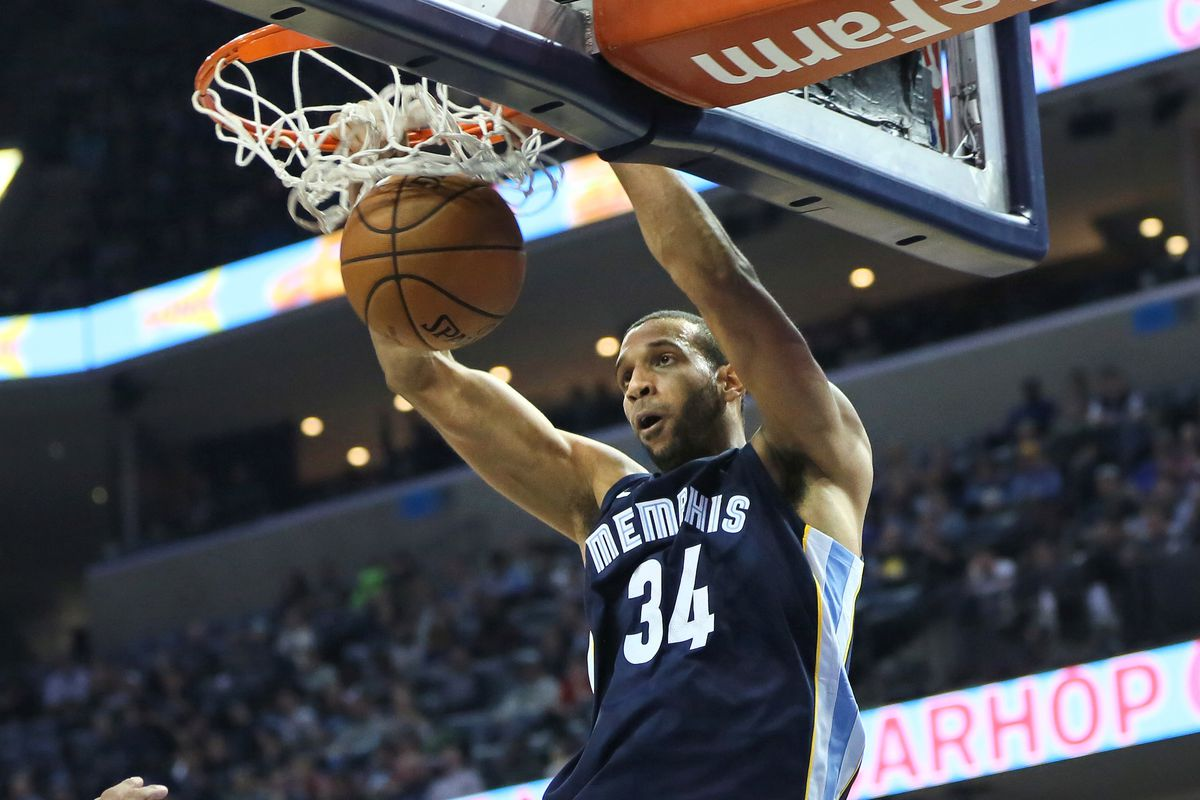 Rockets sign Brandan Wright