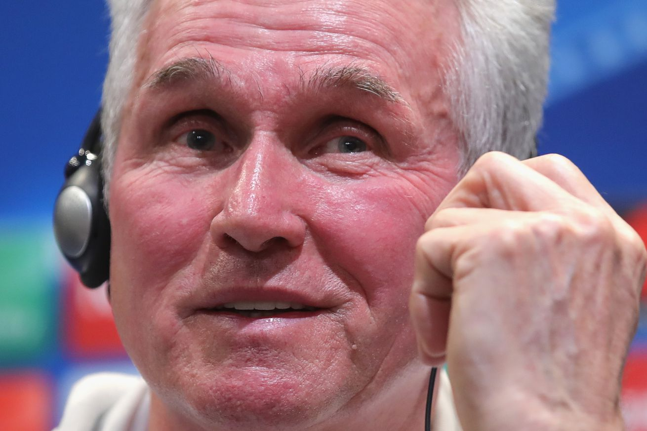 Jupp Heynckes breaks record for most consecutive Champions League wins