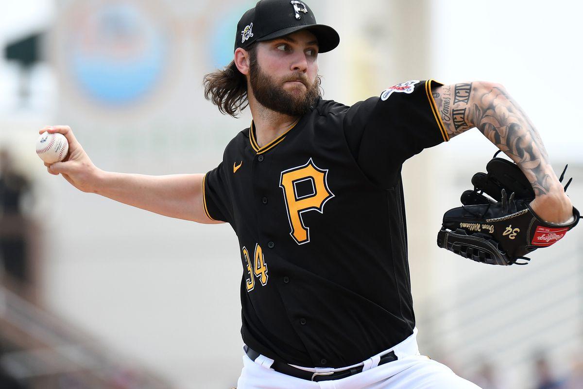MLB: Spring Training-Toronto Blue Jays at Pittsburgh Pirates