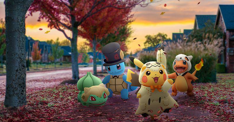 Pokémon Go Halloween 2019 event guide: field research, rewards, and Shiny Pokémon - Polygon