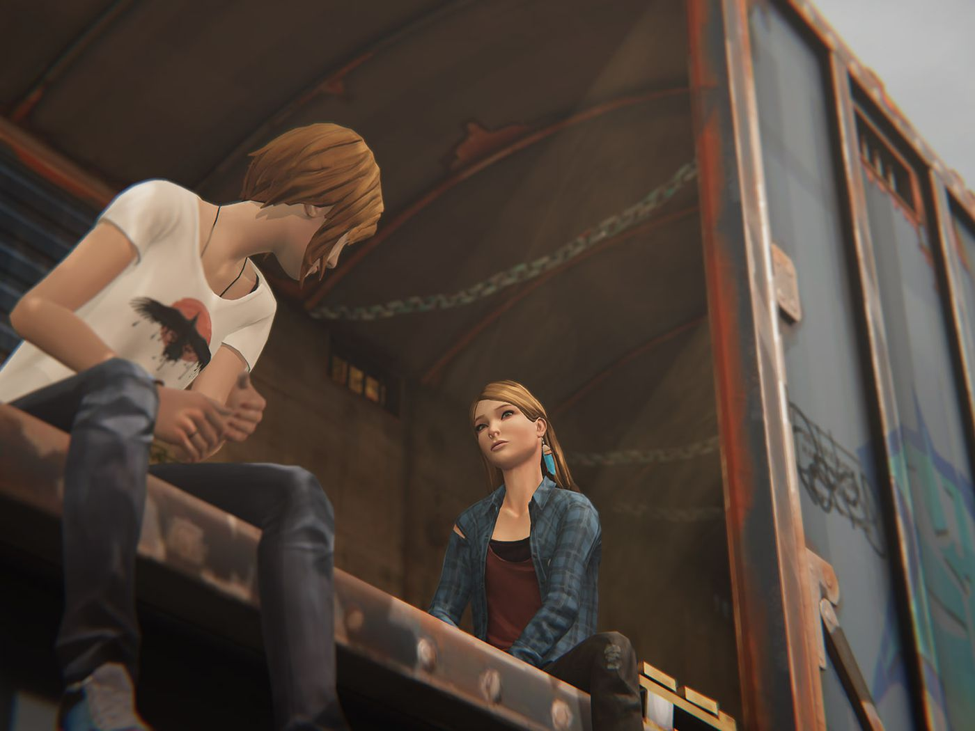 Life Is Strange Before The Storm Dev Still Isnt Sure The Games Ending Was The Right Move The Verge