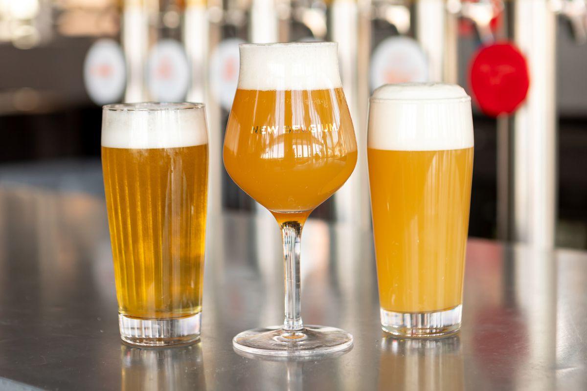 Beer from New Belgium