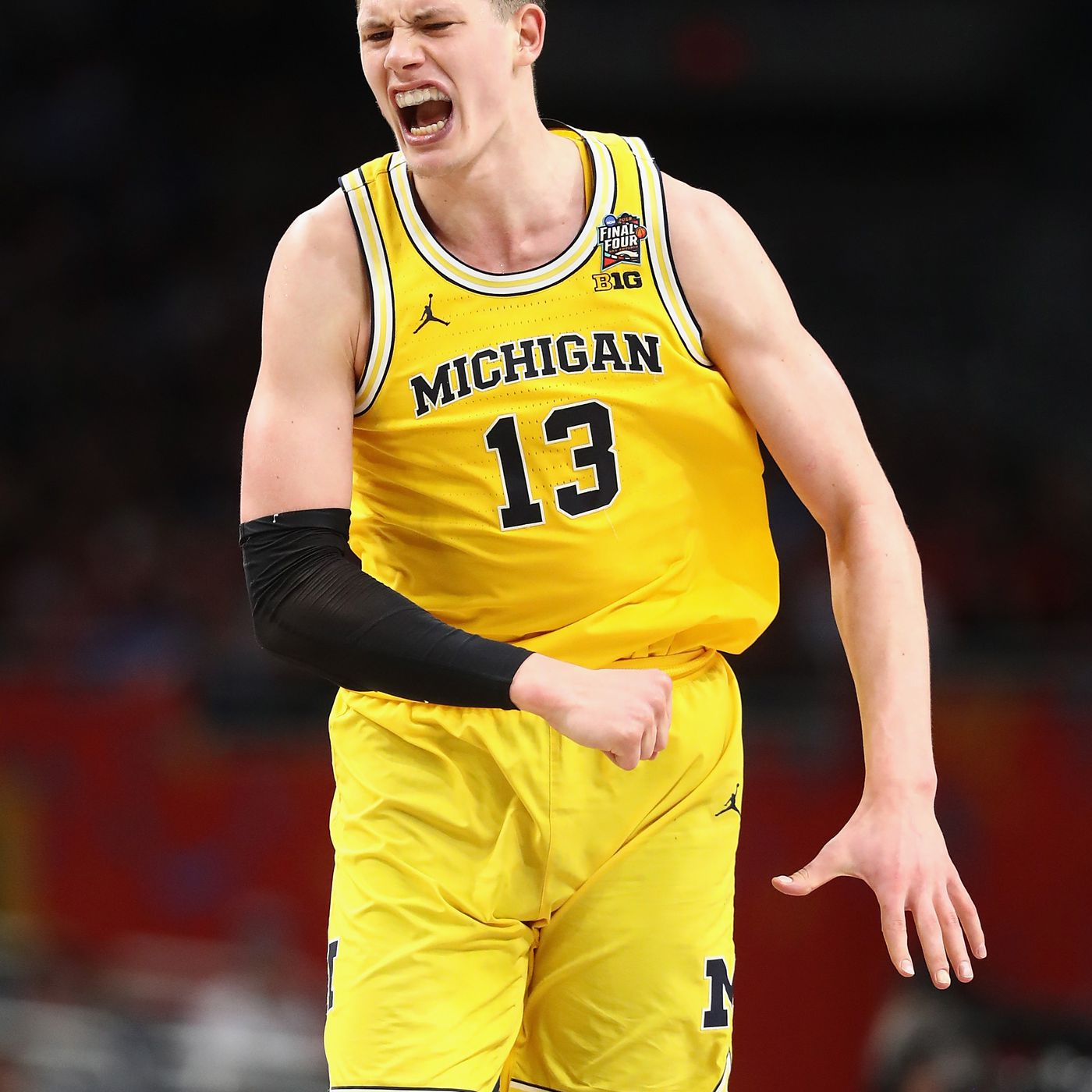 714de0903 NBA Draft 2018 scouting report  Michigan big man Moritz Wagner - Peachtree  Hoops