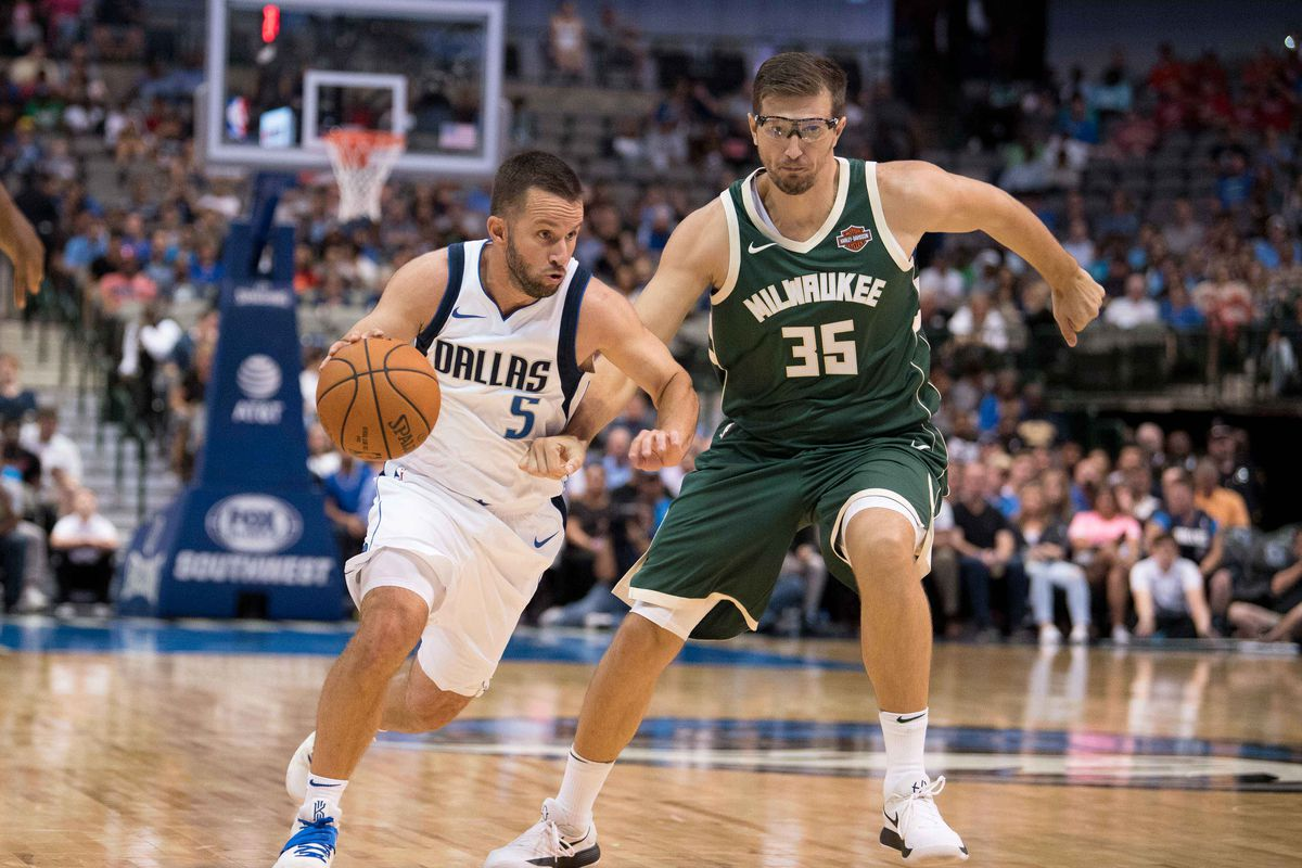 GAME THREAD: Dallas Mavericks vs  Milwaukee Bucks - Mavs