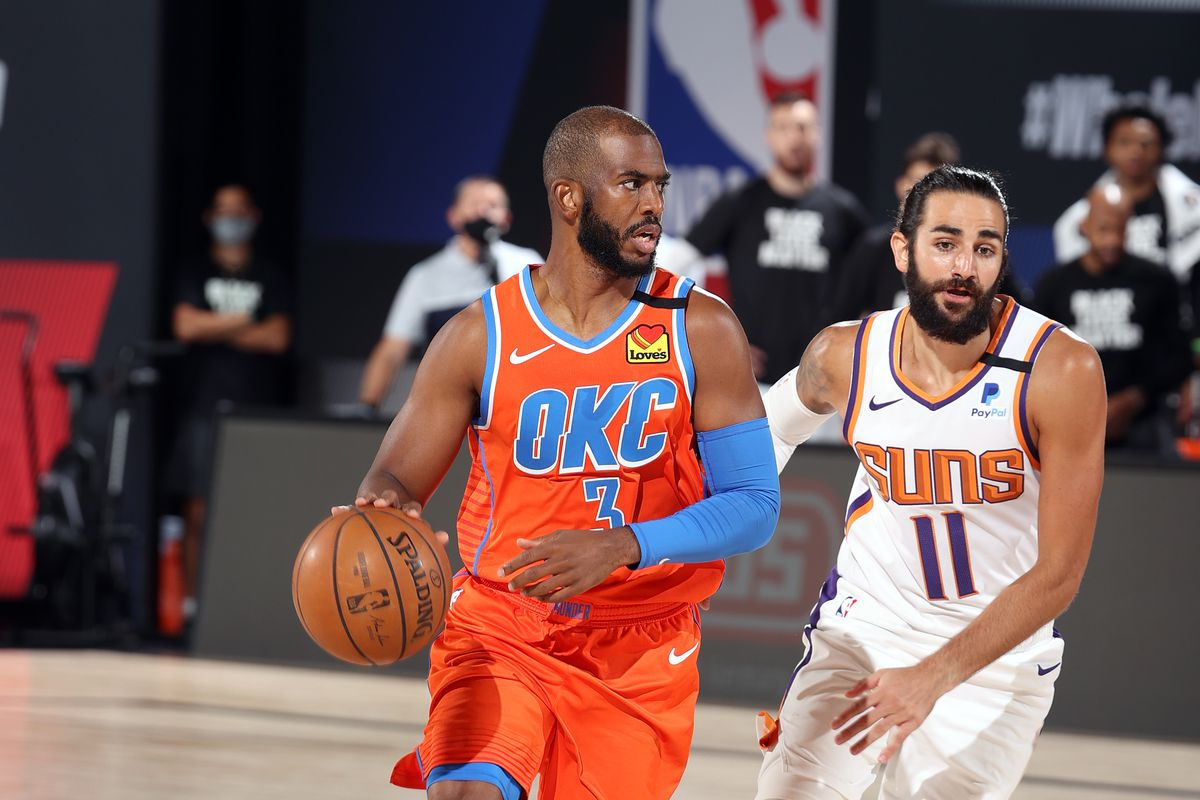 The case against the Phoenix Suns trading for Chris Paul - Bright Side Of  The Sun