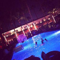 Nightswim at Roosevelt's Tropicana pool