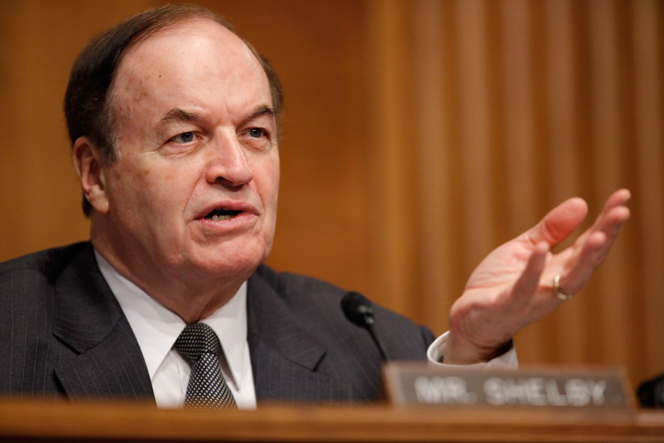 Image result for Richard Shelby, pictures