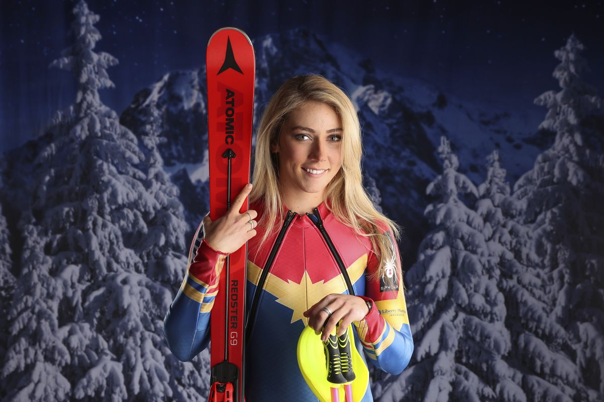 Ski girls Shiffrin, Vonn look to rule the slopes