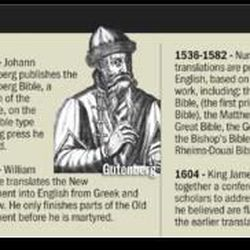 As the King James Version of the Bible celebrates 400 years
