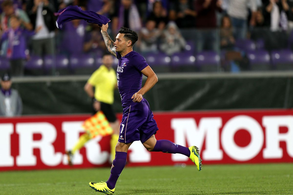 ACF Fiorentina v Qarabag FK - UEFA Europa League
