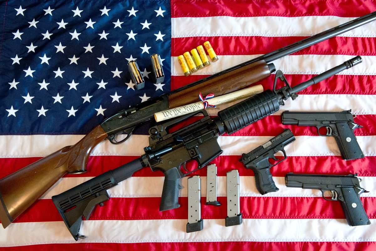 an overview of the gun control in the united states of america News about guns and gun control trump should consider how the united states exports its own deadly products by ioan grillo april 12, 2018 in red-state races bank of america to stop financing makers of military-style guns.