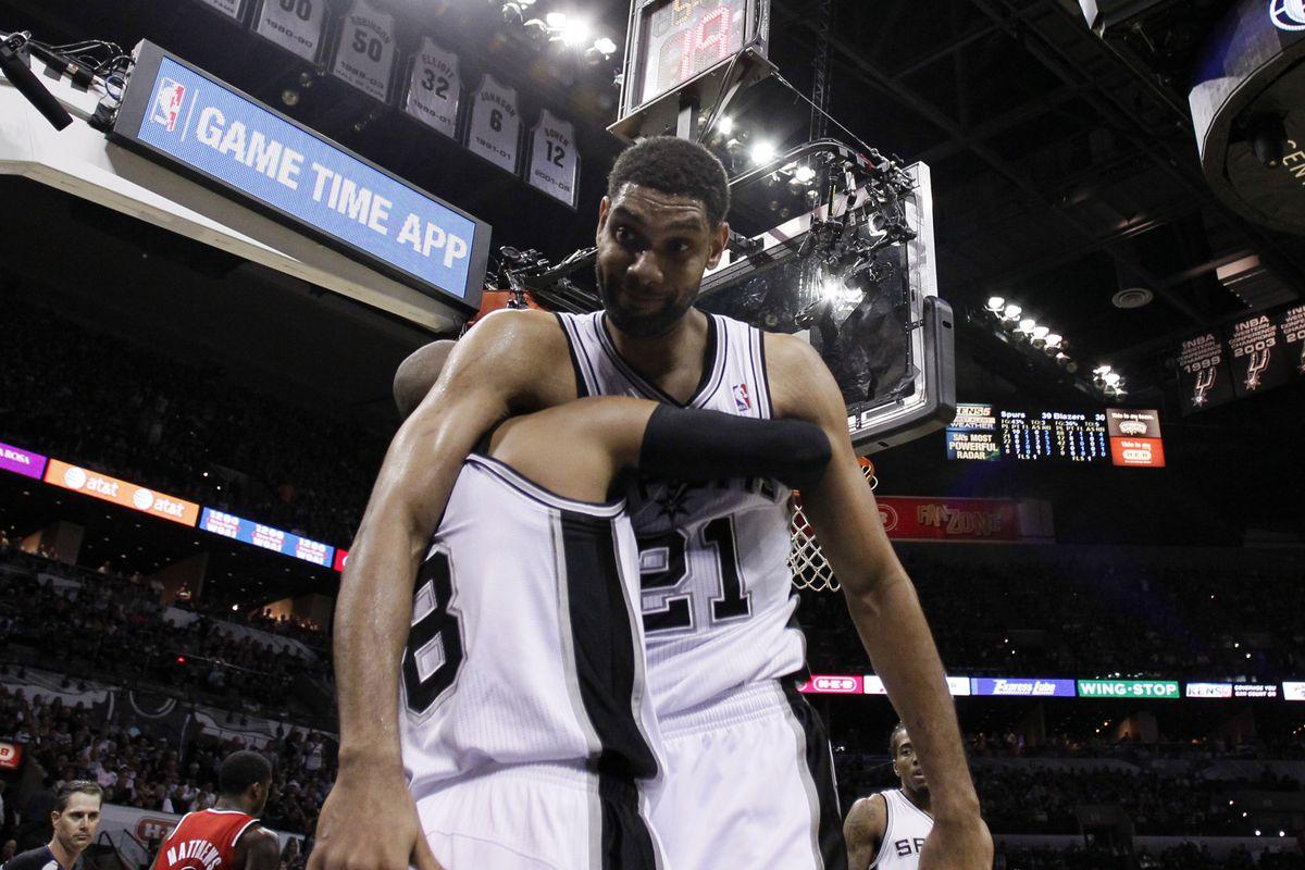 The NBA, where #goacc happens!