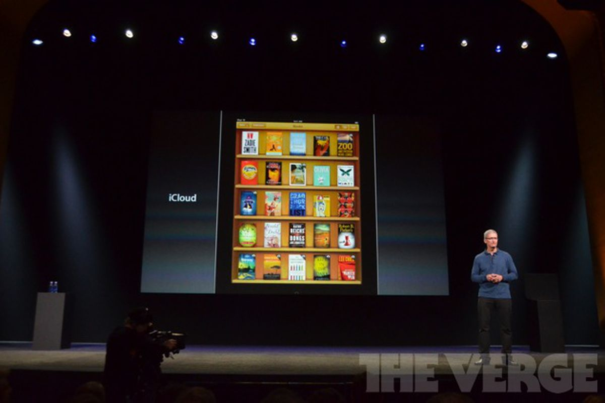 Apple announces new version of iBooks and iBooks Author