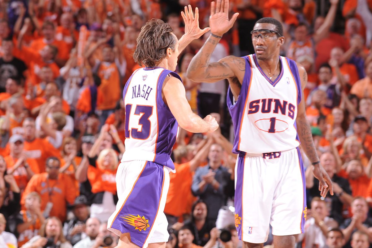 Los Angeles Lakers v Phoenix Suns, Game 3