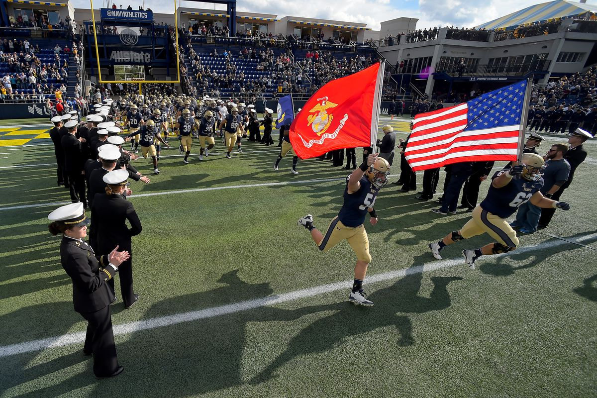 Breaking down what Navy football players go through in the